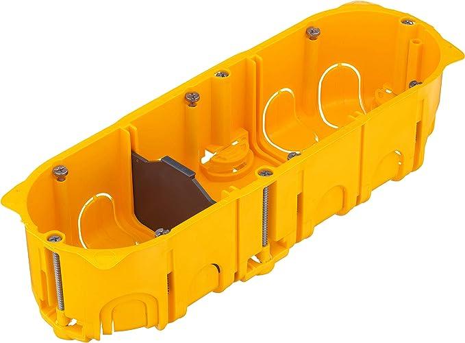 Legrand caja emp./superf. - Caja tabique hueco 2 módulos 50mm ...