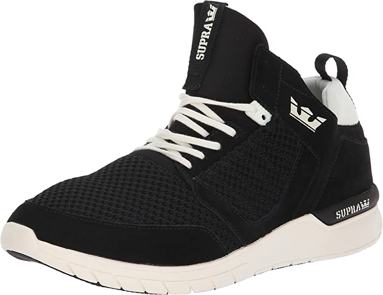 Supra Men Sneakers Method Black 40  Amazon.co.uk  Shoes   Bags a4a237e35