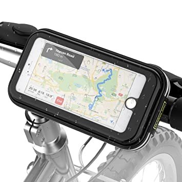 6.2 inch Mobile Phone Front Bag MTB Bicycle Frame Case Bag Waterproof Tube Pouch