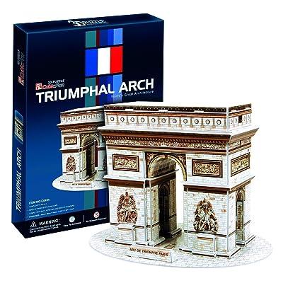 CubicFun C045H Triumph De ARC Puzzle: Toys & Games