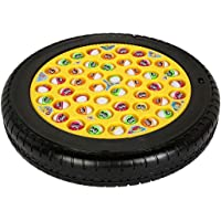 Webby Musical Tyre Fishing Game Toy with 45 Fishes