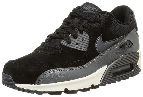 top brands outlet usa cheap sale Nike WMNS Air Max 90 LTHR, Chaussures de Sport Femme