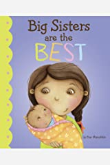 Big Sisters Are the Best (Fiction Picture Books) Kindle Edition