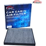 POTAUTO MAP 1030C Heavy Activated Carbon Car Cabin Air Filter Replacement compatible with CHEVROLET, Camaro