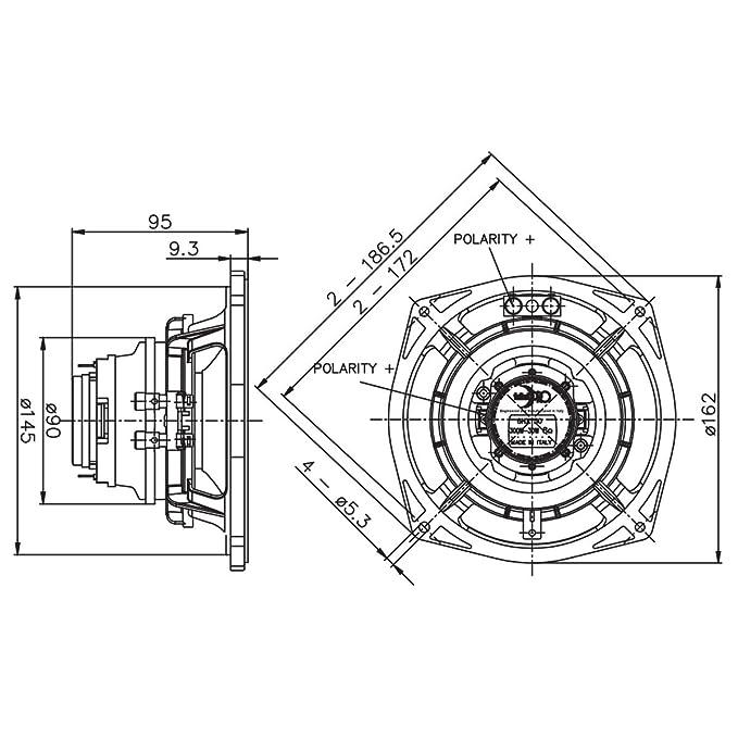 Dual 4 Ohm Speaker Wiring