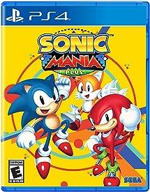 Sonic Mania Plus - PlayStation 4: Sega of America Inc     - Amazon com