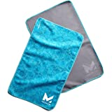 MISSION VaporActive Yoga Hand Towel (Pack 2)