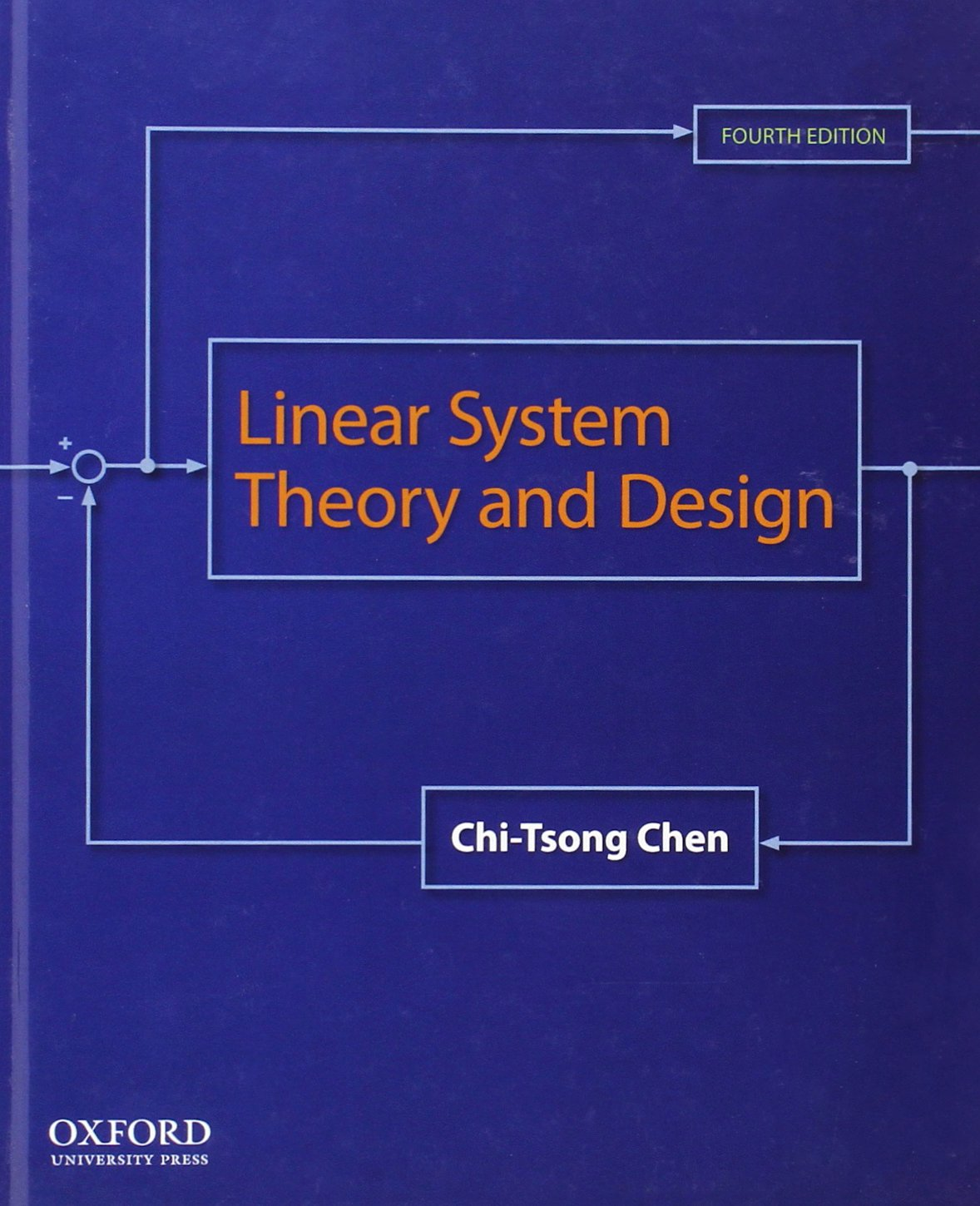 Linear System Theory and Design Oxford Series in Electrical and Computer Engineering: Amazon.es: Chen, Chi-Tsong: Libros en idiomas extranjeros