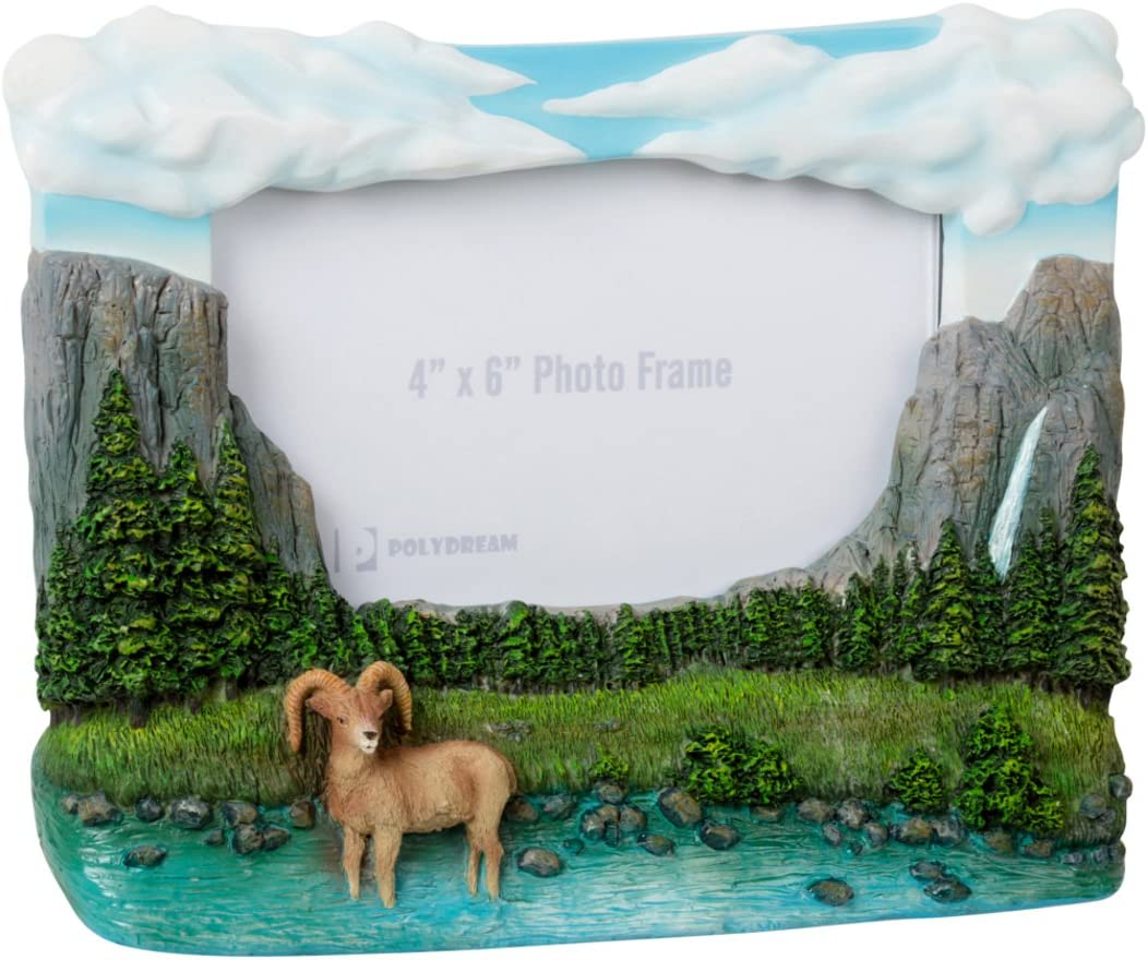 Yosemite National Park Photo Frame Amazon Co Uk Kitchen Home