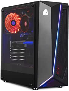 NITROPC - PC Gamer VX *REBAJAS* (CPU Intel 10100, 4/8N x 4,30Ghz (turbo), T. Gráfica Nvidia GTX 1050Ti 4GB, SSD 480GB, Ram 16GB, Windows 10 preliminar) + WIFI de regalo. pc gamer, pc gaming, pc para juegos, ordenador juegos