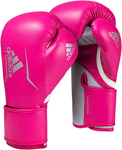 adidas Gants de Boxe Speed 100 Femme: : Sports et