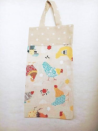 98e26472f Bolsa de pan de tela: Amazon.es: Handmade
