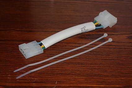 Amazon.com: GENUINE Ice Maker Plug Harness Adapter 240546701, 405010