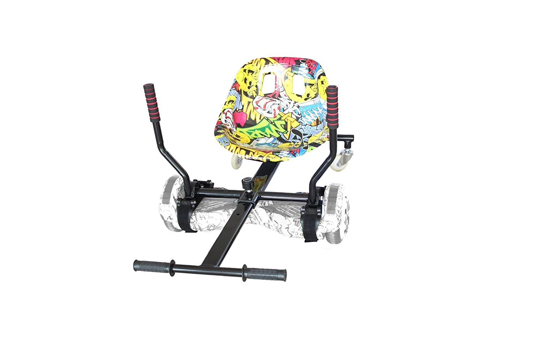 UrbanGlide Drifter Kit Karting pour Hoverboard Mixte Adulte, Multicolore C5XG0 #UrbanGlide Kart Drifter