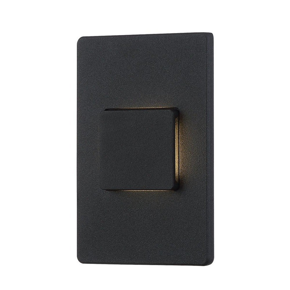 Eurofase 30288-027 in-Wall Recessed LED, Black by Eurofase