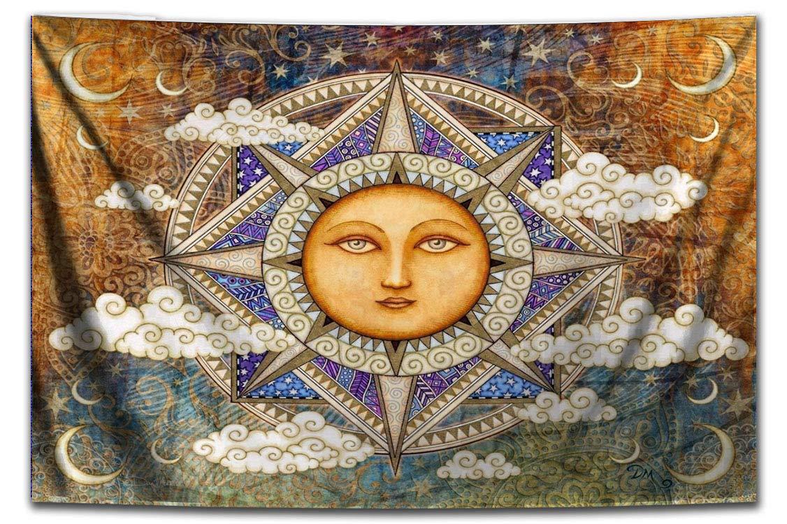 Sun Celestial Tapestry by Dan Morris, 26 x40
