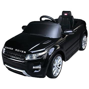 Range Rover Evoque Licensed Children S Kids Ride On Electric
