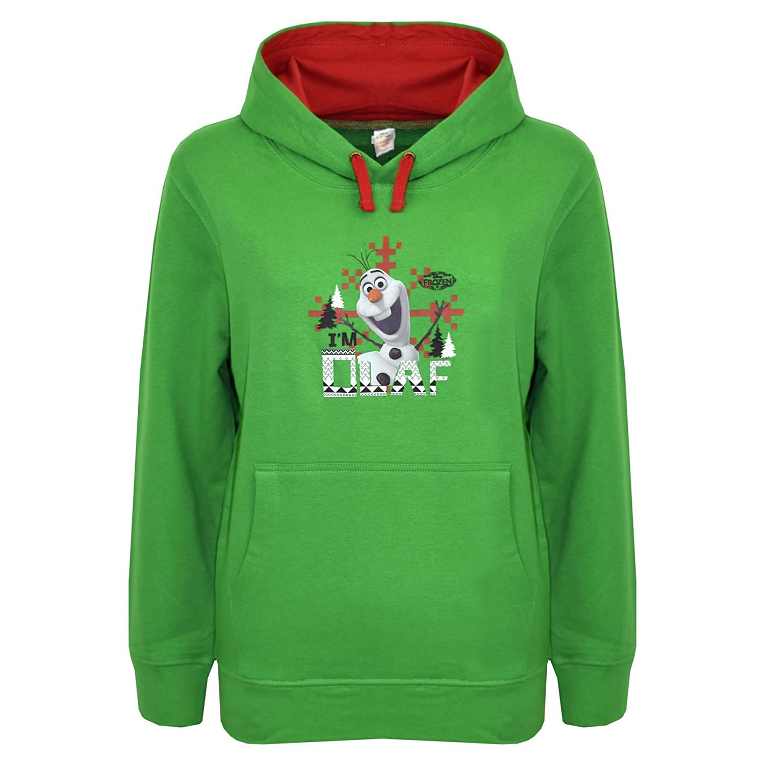 Kids Girls Boys Rocket Hooded Sweatshirt Hoodie Jumper Winter Warm Pullover Tops