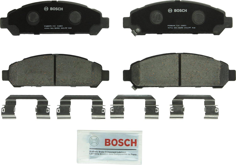 Bosch BP1401 QuietCast Brake Pad Set