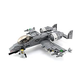 A-10 Warthog Thunderbolt Expert Air Force Custom Set