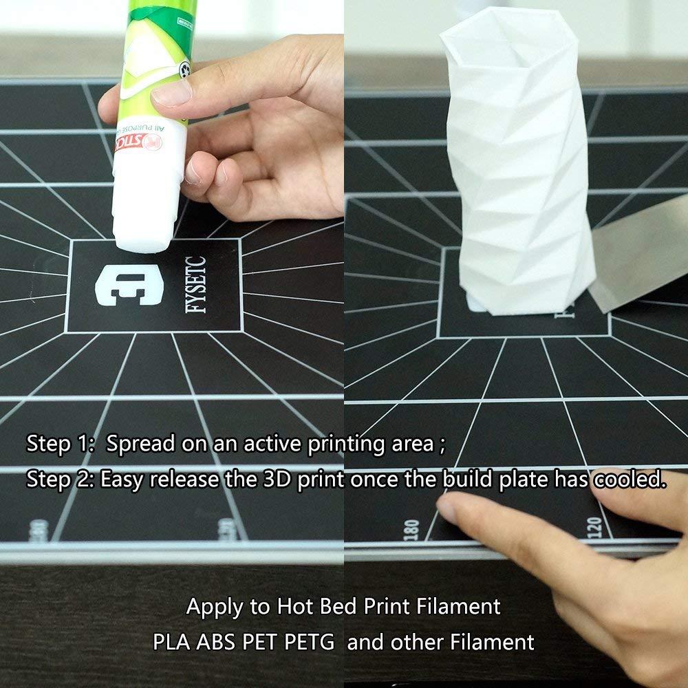 Impresora 3D – Impresora 3D Pegamento Sticks Sólido Pegatinas para ...