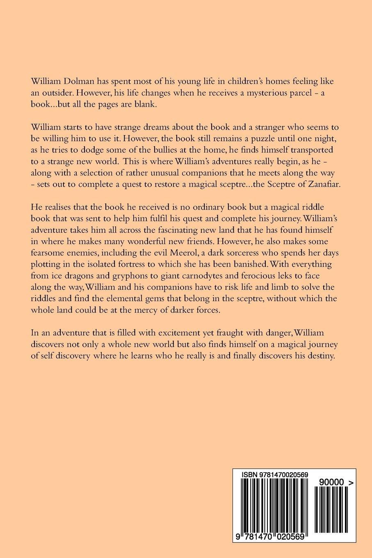 Read full description of the books: The sceptre of zanafiar