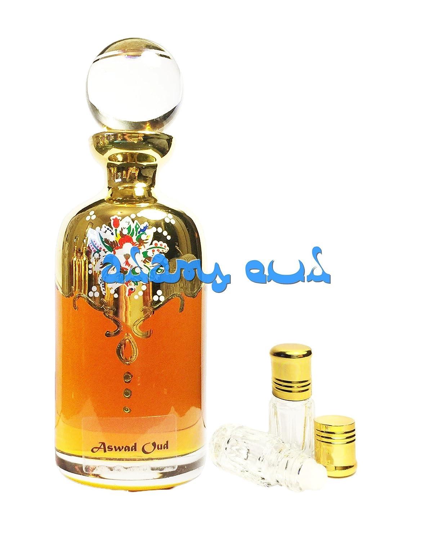 *NEW* Aswad Oud - Sweet 3ml Oil Based Attar - Itr Perfume Black Oudh Adam's Oud