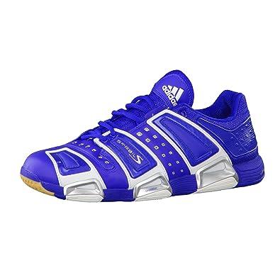Adidas Handballschuhe STABIL S blau G02035:51.3: Amazon.de: Schuhe ...