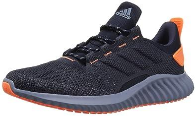 on sale c8e94 e6b69 adidas Men s Alphabounce CR CC Running Shoe, Legend Ink Hi-Res Orange