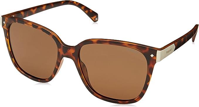 Polaroid PLD 6036/S SP N9P 53 Gafas de sol, Marrón (Matt Havana/Gd Gold), Unisex Adulto