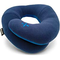 BCOZZY Chin Supporting Travel Neck Pillow - Supports The Head, Neck and Chin in in Any Sitting Position. A Patented Product