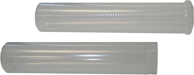 8 x 8 mm B Baosity 100pcs Doppel Kappe Leder Nieten Rivet Metall Rundnieten Metallnieten f/ür Lederhandwerk Dekoration