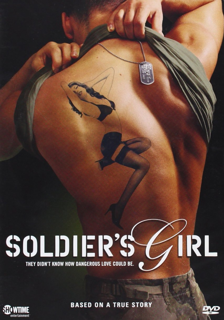 Soldier's Girl Troy Garity Shawn Hatosy Lee Pace Andre Braugher