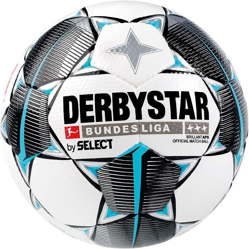 Derbystar Erwachsene Bundesliga Brillant APS Fußball - Fußball Größe 5