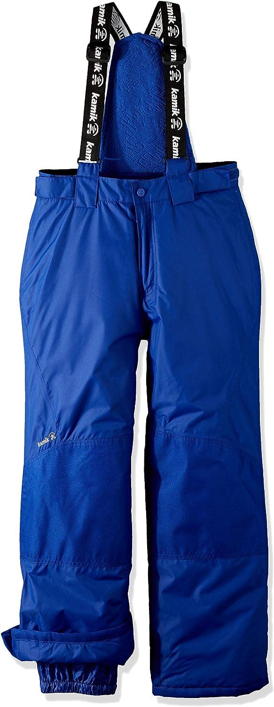 Kamik Winter Apparel Unisex Harper Insulated Suspender Pant
