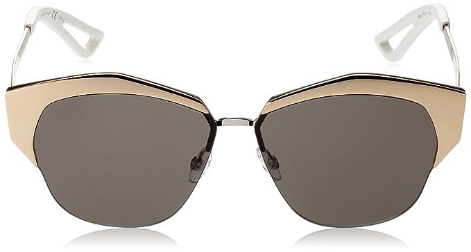 3aa87b861d103 Amazon.com  Christian Dior Mirrored S Sunglasses Rose Gold Palladium Brown   Dior  Clothing