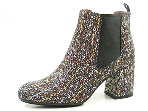 Hispanitas Genna HI75807 Botines de cuero para mujer Ankle Boots: Amazon.es: Zapatos y complementos
