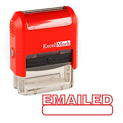 Amazon EMAILED STAMP Business Stamps Office Products