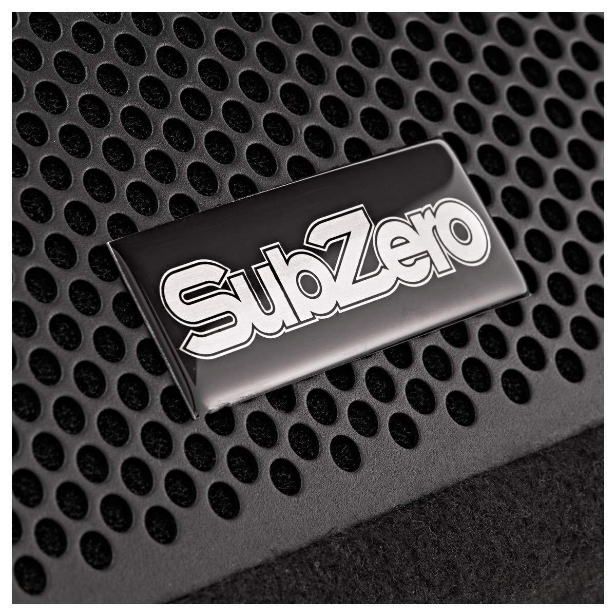 SubZero retour de sc/ène actif 10/200 W