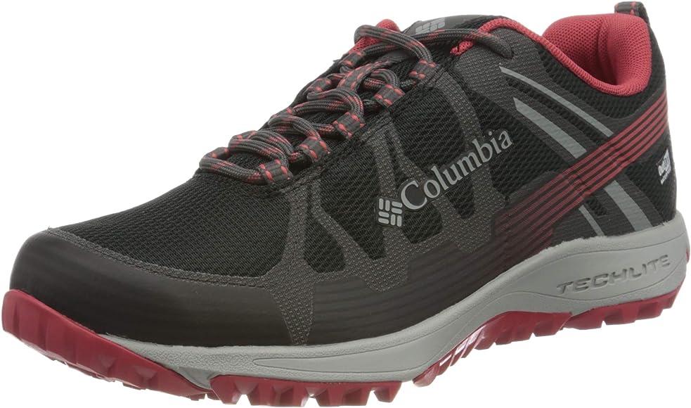 Columbia Conspiracy V Outdry, Zapatillas de Senderismo para Mujer, Negro (Black, Daredevi 013), 36 EU: Amazon.es: Zapatos y complementos
