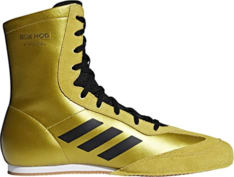 adidas Box Hog X Special Mens Boxing Boots Gold: Amazon.co