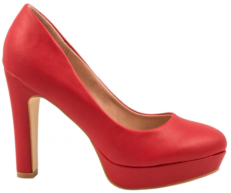 1c25e7b612c Elara – Modernos zapatos de tacón de aguja con plataforma