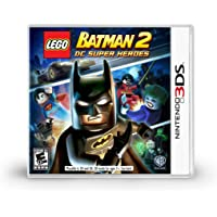 Lego Batman 2: DC Super Heroes - Nintendo 3DS - Estándar Edition