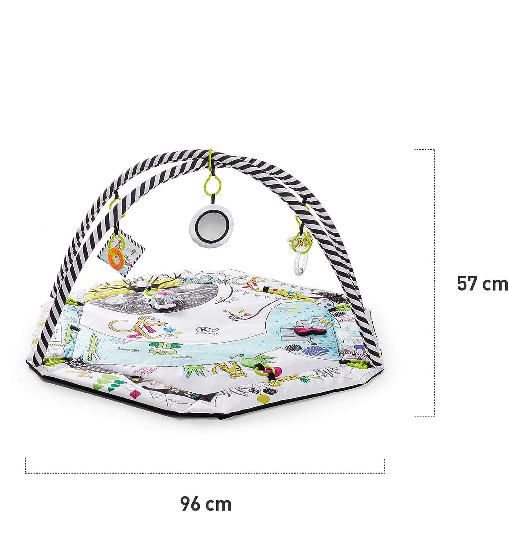Multicolor Manta de Juego Kinderkraft SMARTPLAY Con Accesorios 7 Juguetes