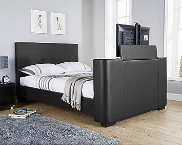 Amazon De Gb Furniture Newark Electric Tv Bett Passt Für