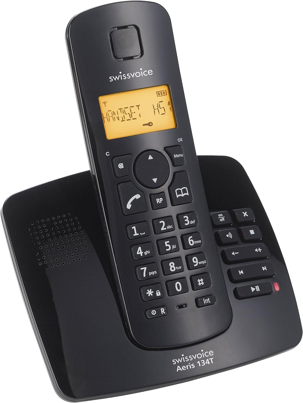 Swissvoice Aeris 134t Schnurloses Analog Telefon Mit Elektronik