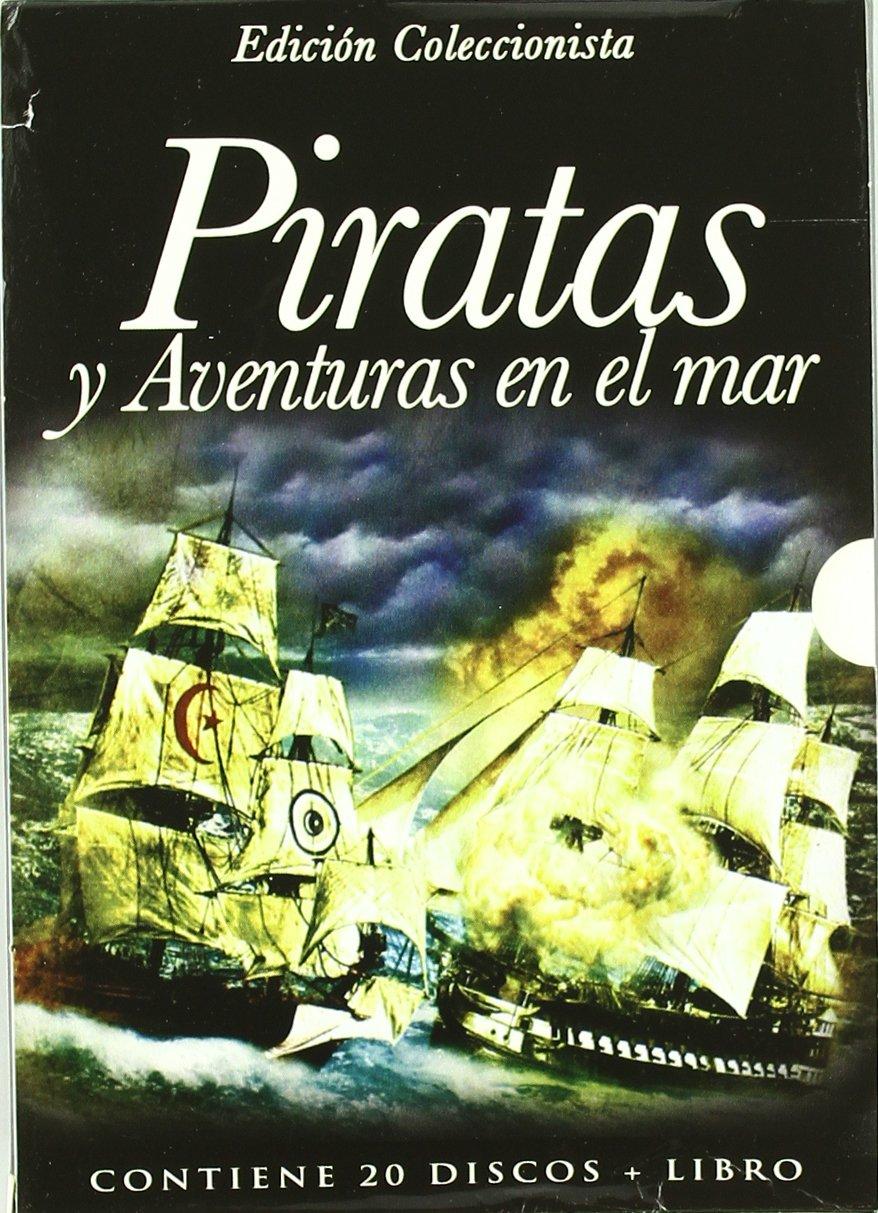 Pack Piratas y Aventuras en el Mar: Edición Coleccionista DVD ...