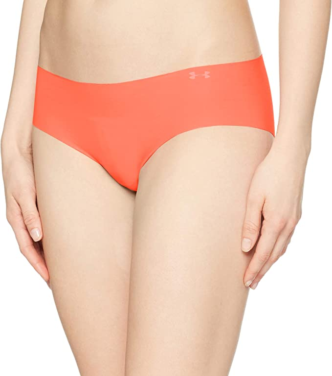 Under Armour Womens Ps Hipster 3pack Print Boxer Jock