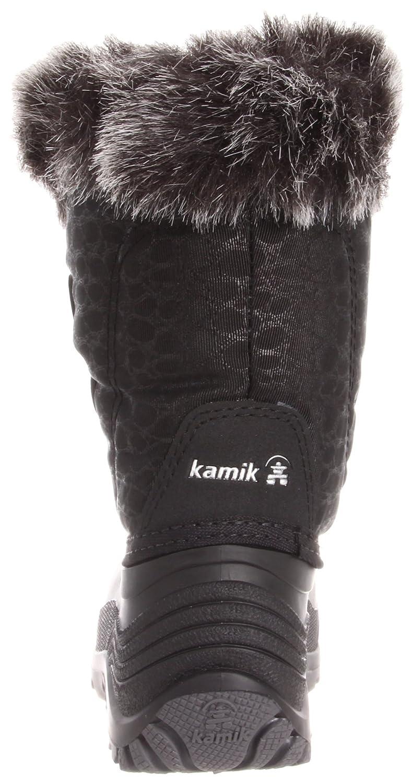Kamik Snowgypsy Schwarz NK4192C BLK schwarz Schwarz Snowgypsy 667c76