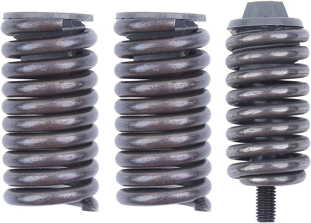Haishine Juego de resortes amortiguadores antivibración AV para Husqvarna 362 365 371 371XP 372 372XP Motosierra 503 63 75-02/503 89 56-01
